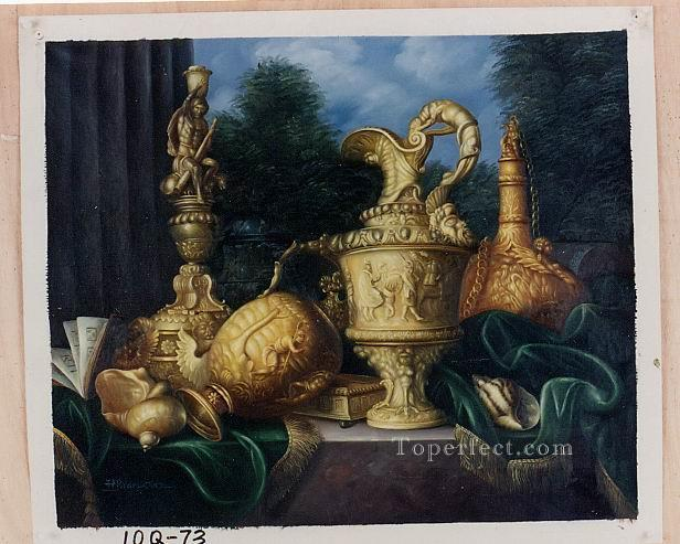 jw090aE classical still life Oil Paintings