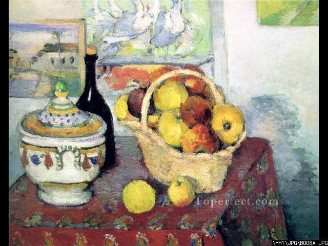 jw022cC impressionism still life Oil Paintings