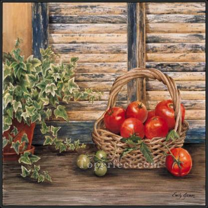 jw041bB realistic still life Oil Paintings