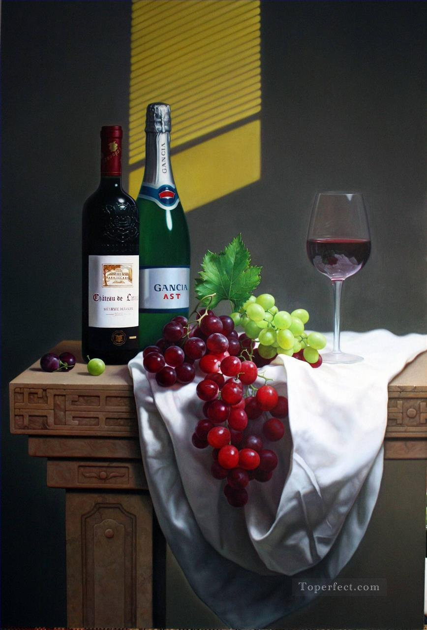 jw109bB realism still life Oil Paintings