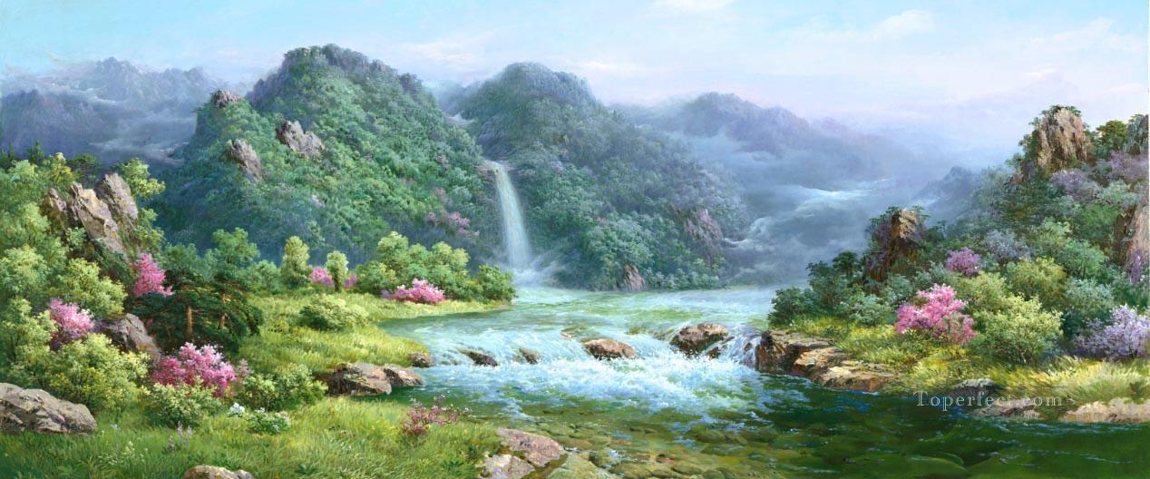 Art 3D 688 220x90cm USD270 Oil Paintings