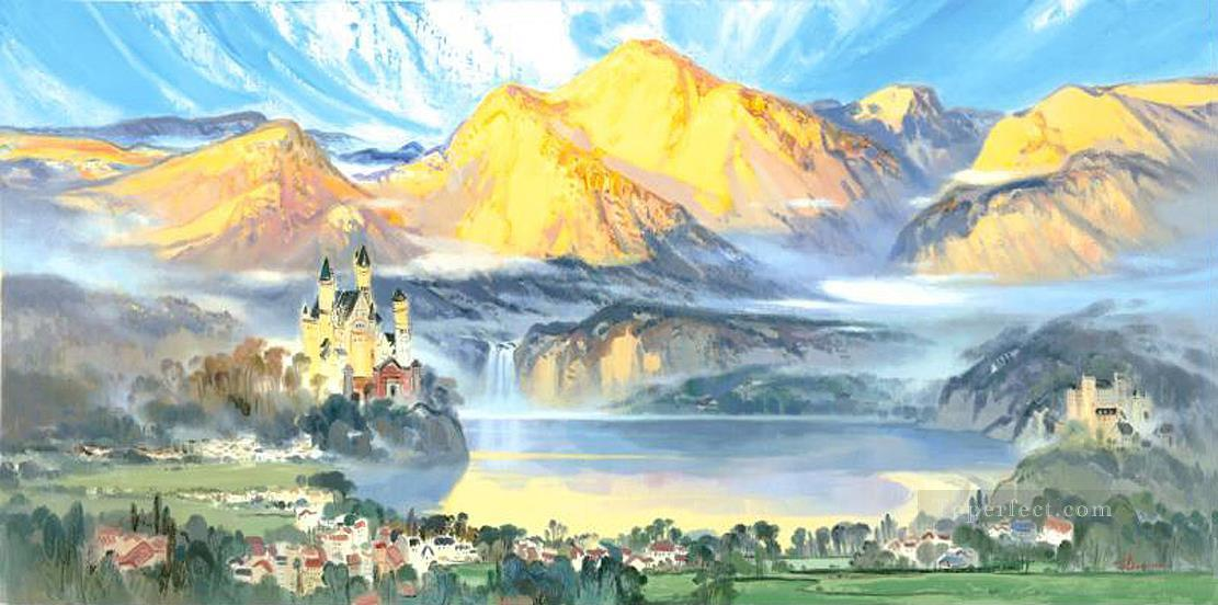 Art 3D 842 80x160cm USD225 Oil Paintings