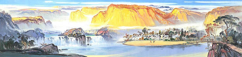 Art 3D 856 50x200cm USD180 Oil Paintings