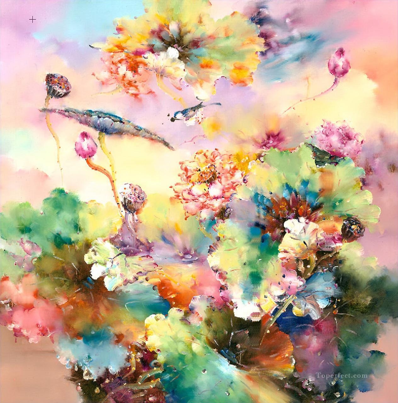 Art 3D 930 80x80cm USD110 Oil Paintings