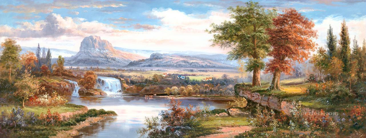 Art 3D 984 70x180cm USD160 Oil Paintings