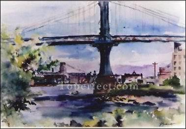 sc083 water color Oil Paintings