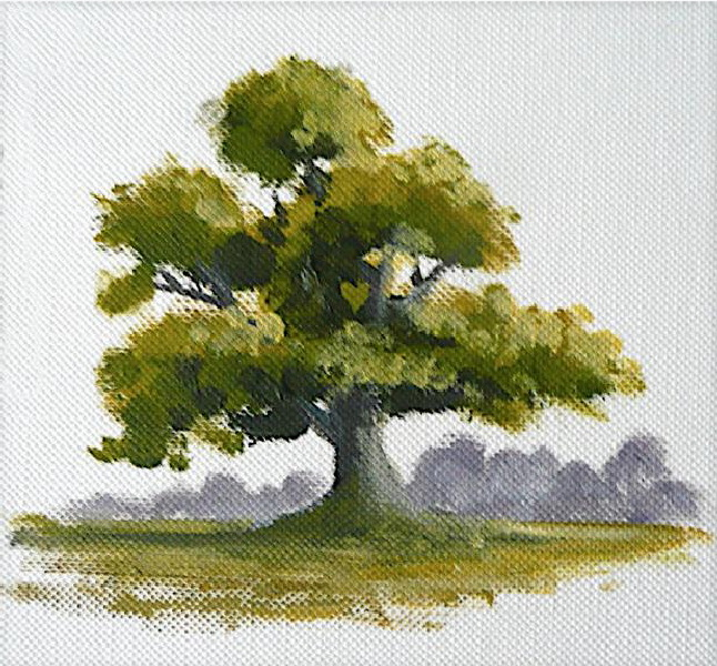 How to paint with acrylic painting techniques art for Acrylic brush techniques